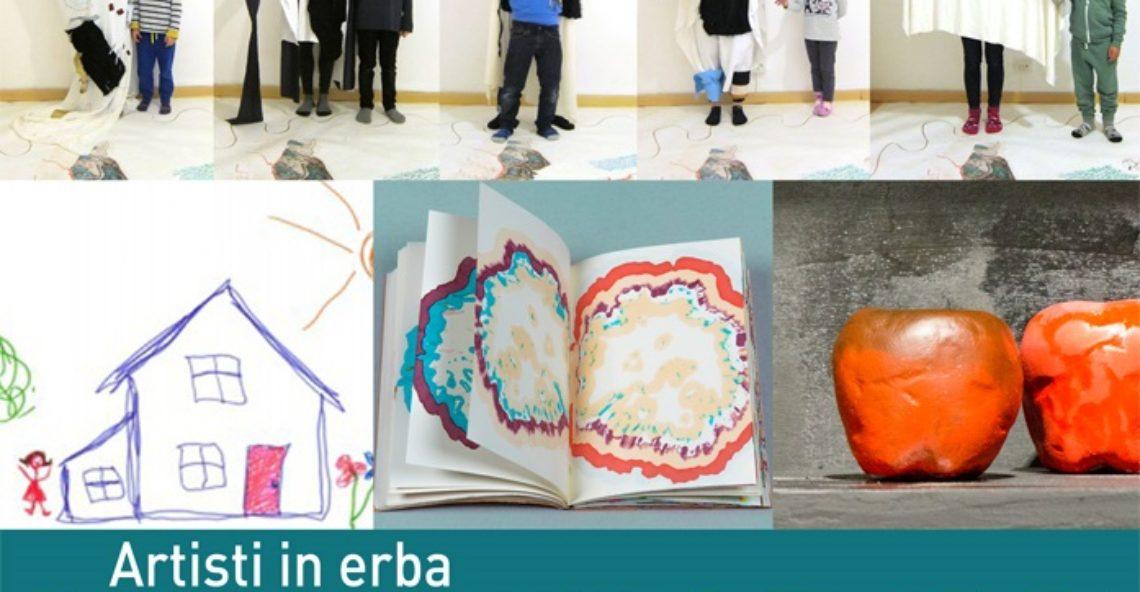 Artisti in erba… Campus Estivo dai 6 ai 12 anni a Nemorense