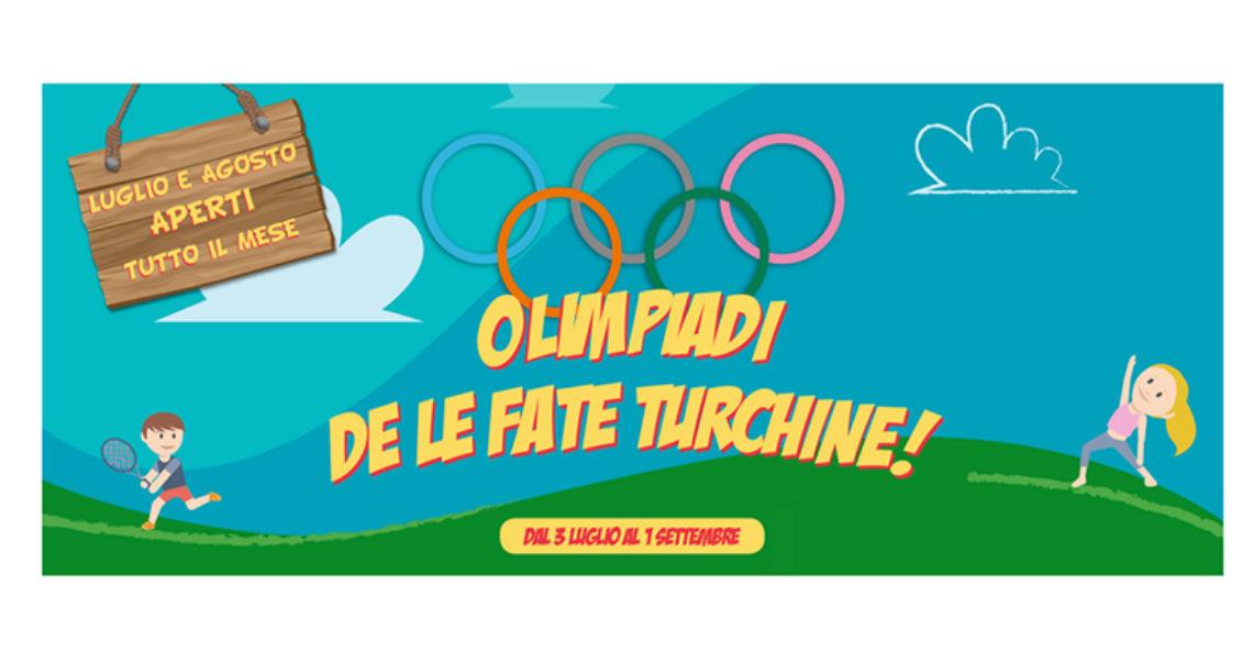 Centro estivo a Roma Nord Le Fate Turchine per bambini da 1 a 11 anni