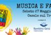 Musica e Favole, raccolta fondi per bambini del reparto oncoematologico del Bambin Gesù
