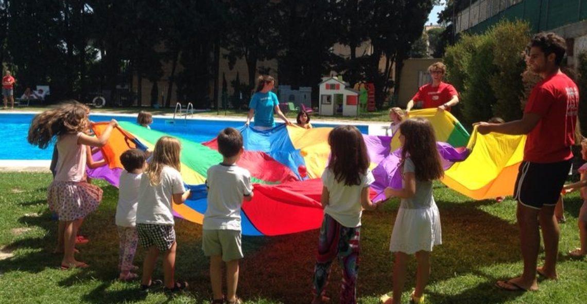 English Summer Camp Gymboree Play & Music @ Fleming Home 3-13 anni