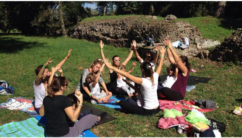 A Fiumicino Laboratori di Archeologia, Inglese e Yoga per grandi e piccoli