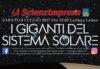 I Giganti del Sistema Solare dai 5 anni sull'Appia Antica