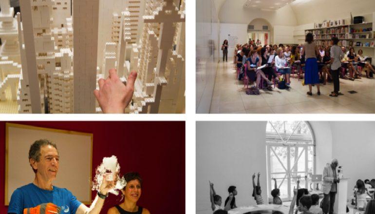 Kreyon City costruisci la Città ideale con i lego al Palazzo delle Esposizioni