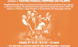 Inizio corsi English Theatre Arts di Gymboree Play & Music