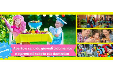 Tutte le attività di questo week-end del Ristorante Family Friendly Bio di Roma