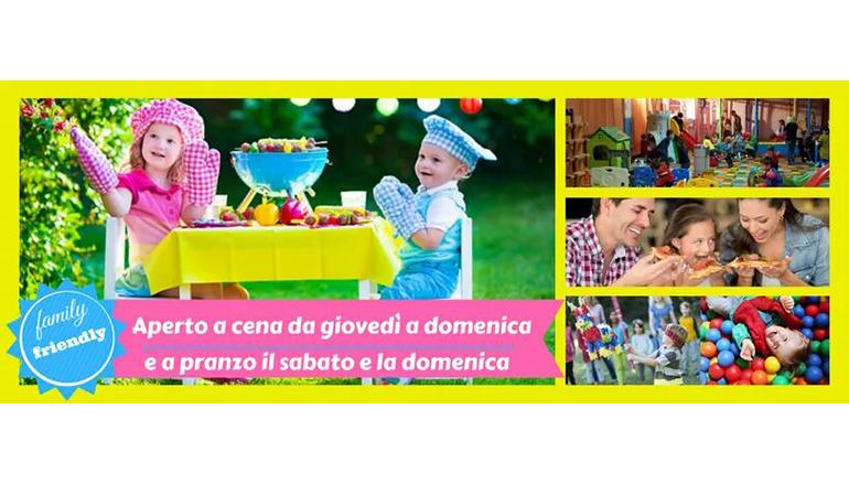 Family-Friendly-Bio-ristorante a Roma