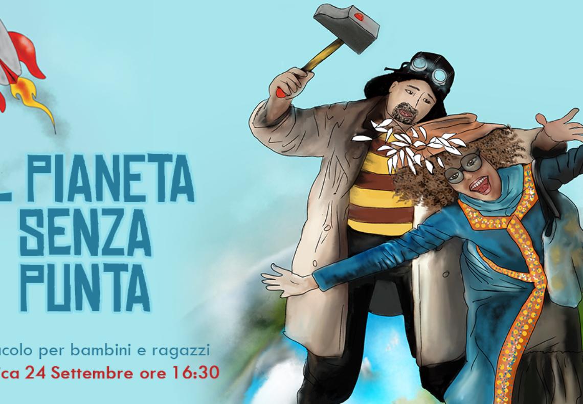 Spettacolo teatrale, 0-99 anni, Roma San Paolo