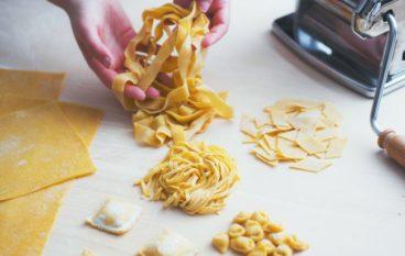 Lezioni di Cucina: La Pasta fresca per adulti e ragazzi a Laurentina