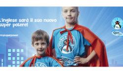 Pingu's English è la scuola d'inglese per bambini da 0 a 12 anni