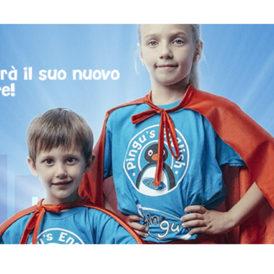 I nuovi corsi invernali di Pingu's English a Corso Trieste