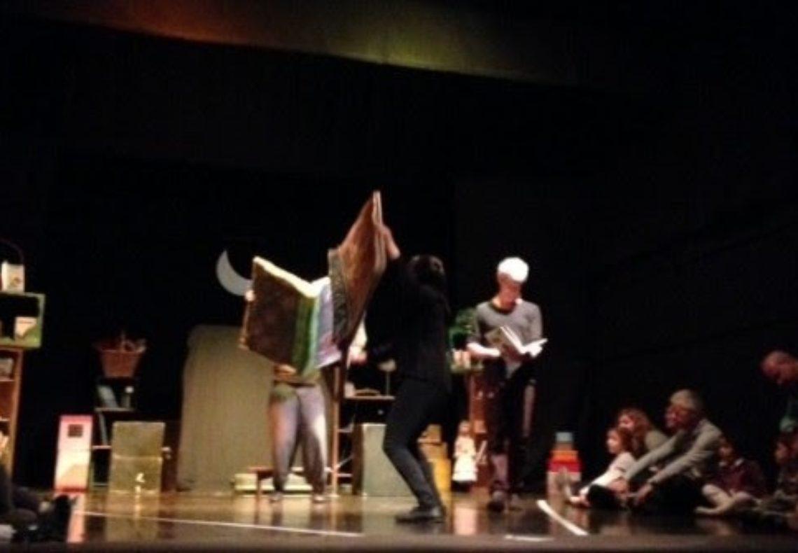 Animazione e Letture dai 3 agli 8 anni al Teatro Mongiovino