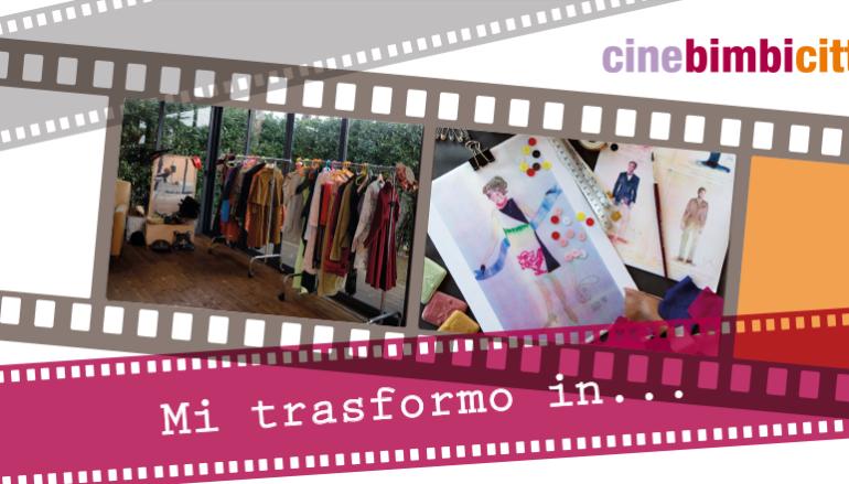 8 -9-10 dicembre visita Cinecittà si mostra con i laboratori di Cinecittàbimbi