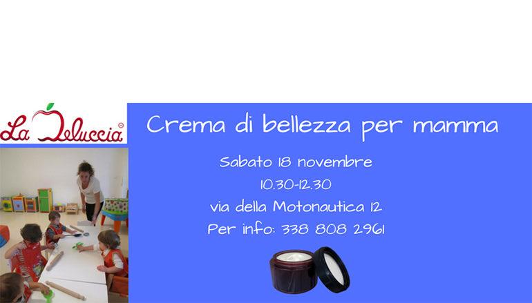 Una crema di bellezza per mamma, laboratorio per bambini a Roma nord