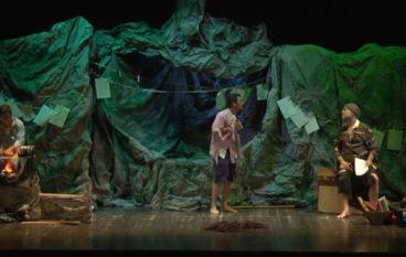 Due spettacoli per il Teatro Verde di Roma