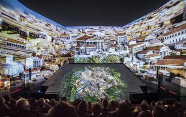 Welcome To Rome lo spettacolo interattivo dedicato a Roma e alla sua storia