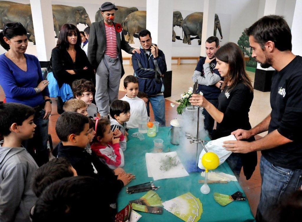 Bioparco di Roma attività per bambini