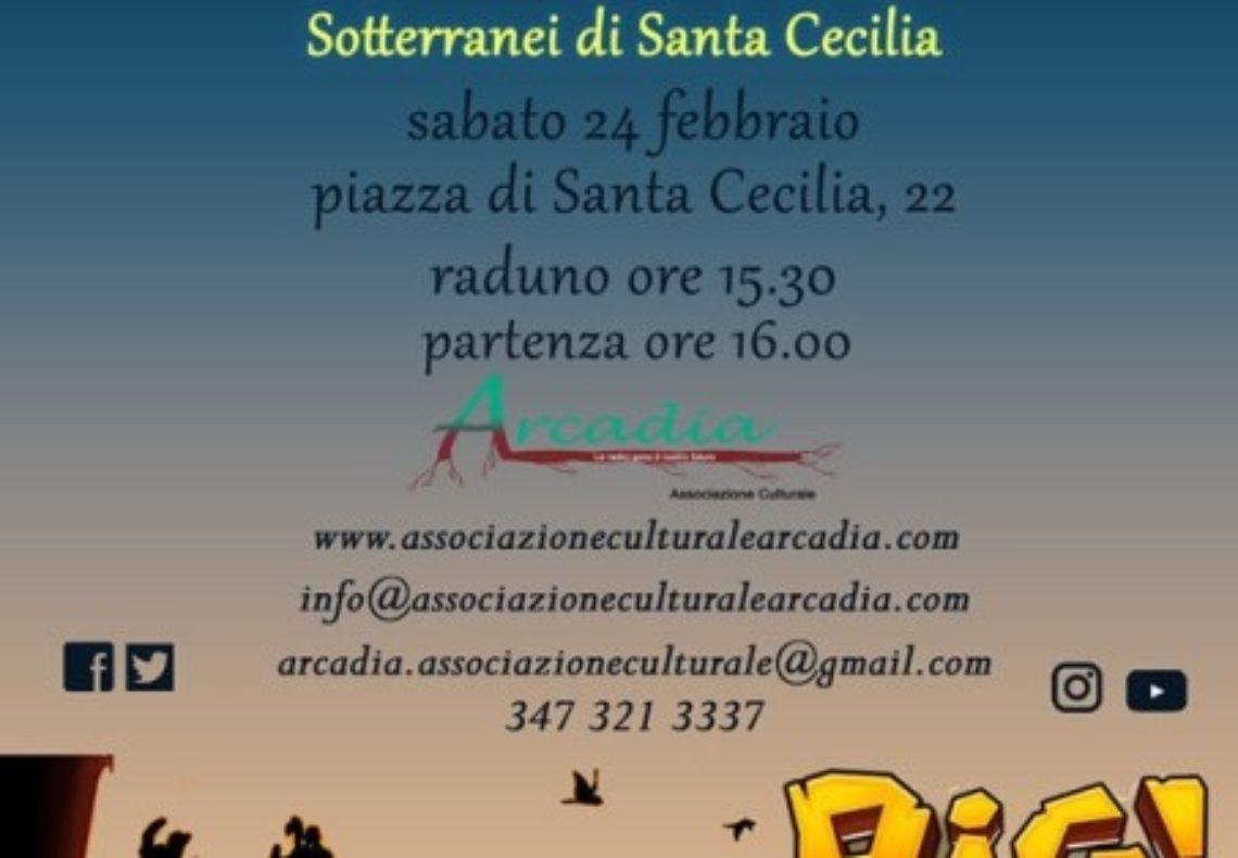 I segreti di Roma per piccoli archeologi- Basilica di Santa Cecilia in Trastevere
