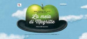 la-mela-di-magritte-Palazzo-delle-Esposizioni-Roma