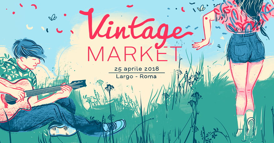 Vintage Market 25 aprile
