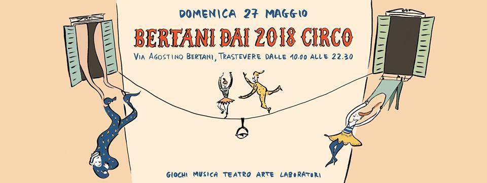 27 Bertani Dai 2018 - Circo - XV edizione