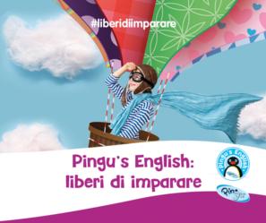 pingus  scuola d'inglese per bambini a roma