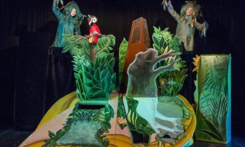 la bella addormentata teatro verde roma