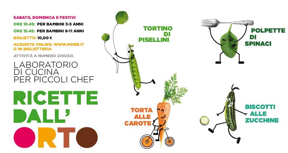 Officina in cucina Explora Roma
