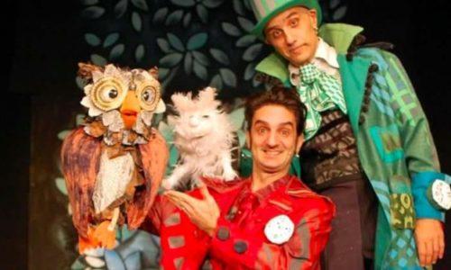 teatro verde di Roma spettacoli per bambini
