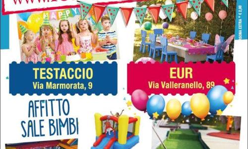 Organizzazione feste per bambini Roma Archives
