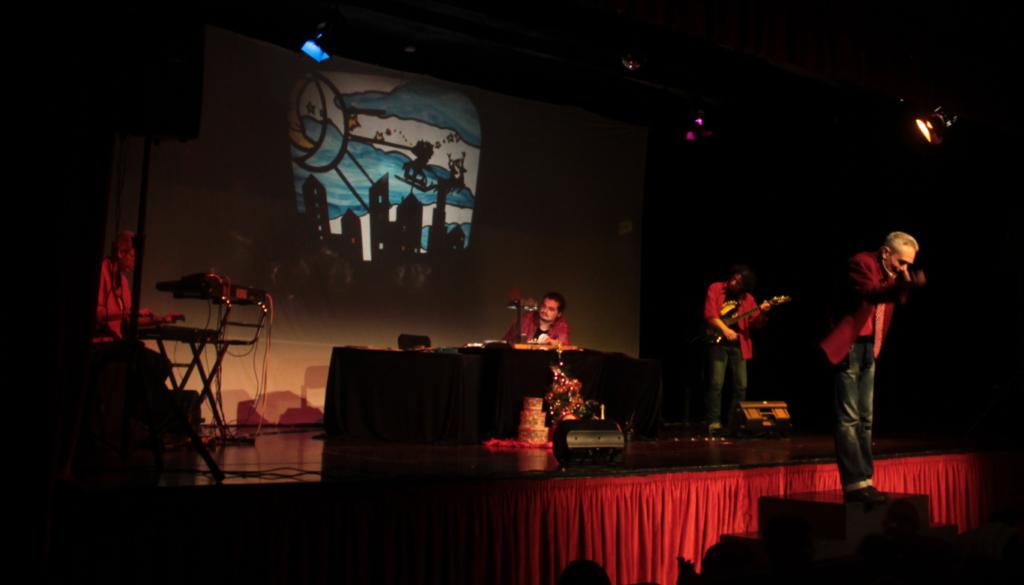 natale a roma spettacolo per bambini al teatro verde
