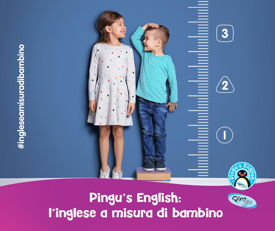 corsi inglese bambini roma