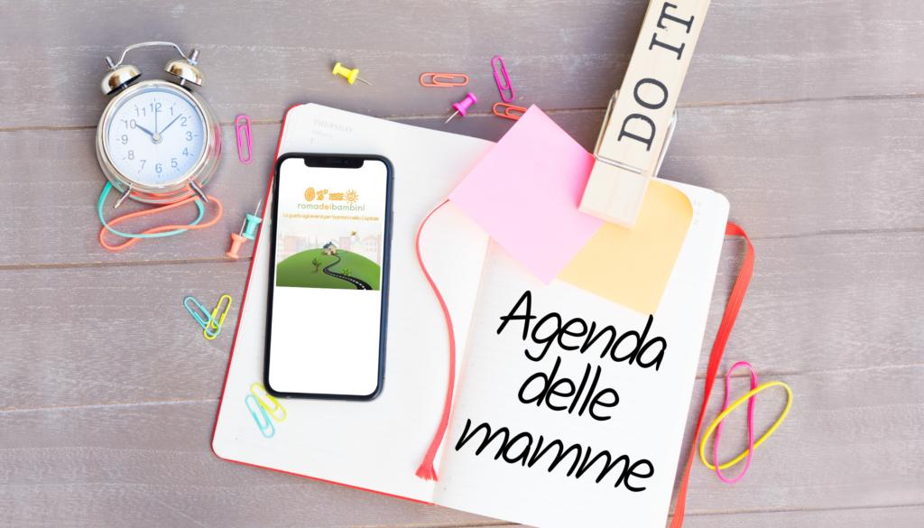 agenda delle mamme
