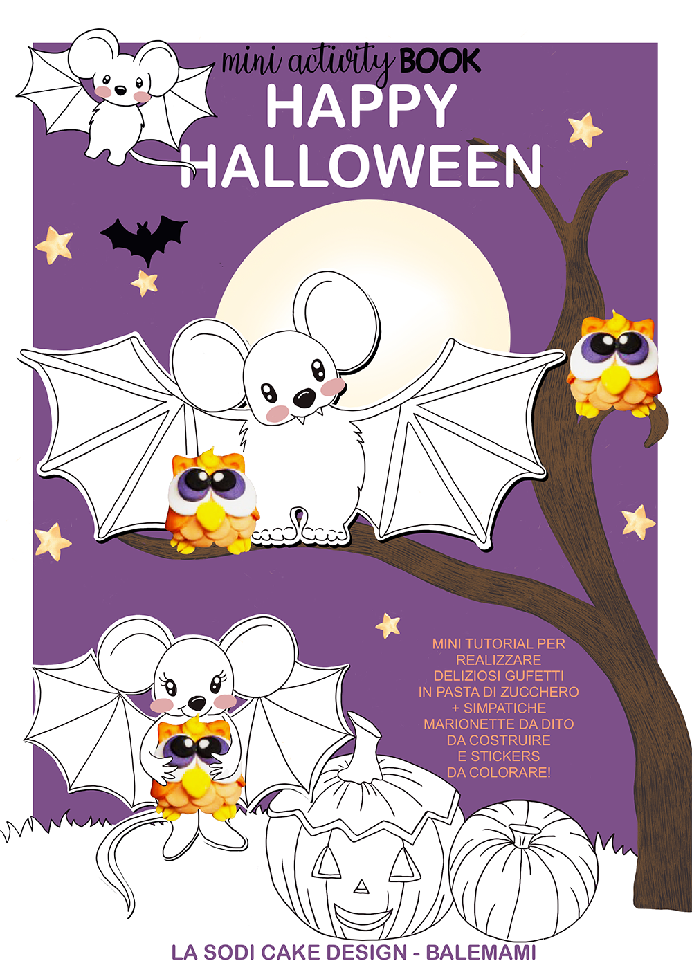 Halloween Activity Book-1